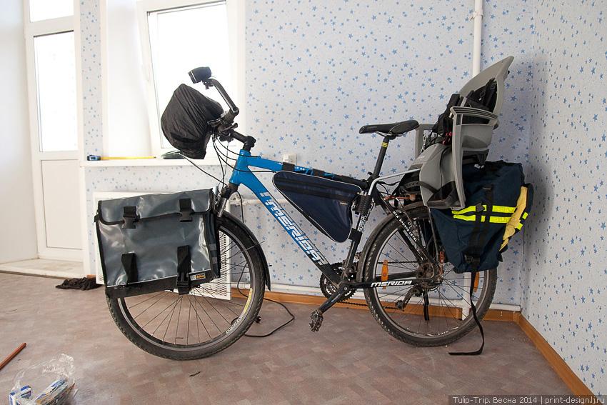 Багажник на двухподвесный велосипед своими руками 88