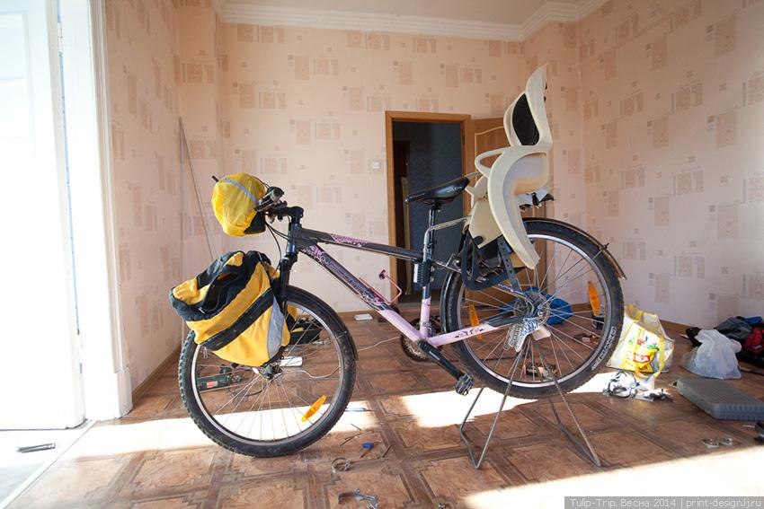 Велосипед для начинающих Сайт Котовского 58