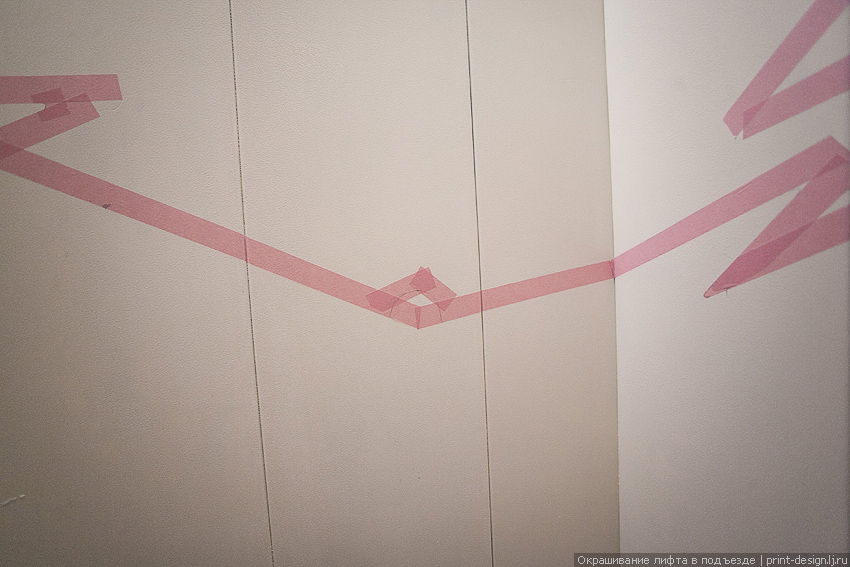 лифт окрашивание краска подъезд ремонт самостоятельно diy как покрасить разрешение согласование нюансы инструменты соседи
