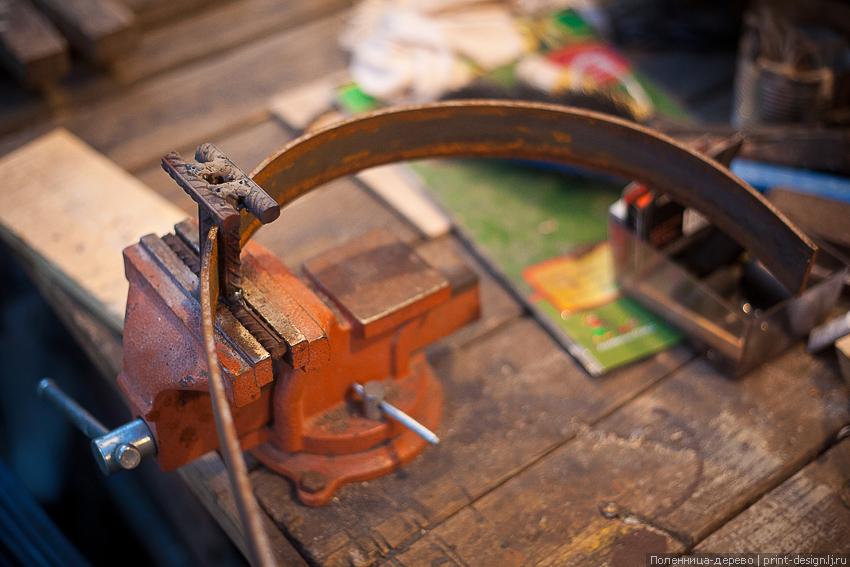 поленница дровяник полено дрова дача деревня ландшафт made of metal своими руками металл diy