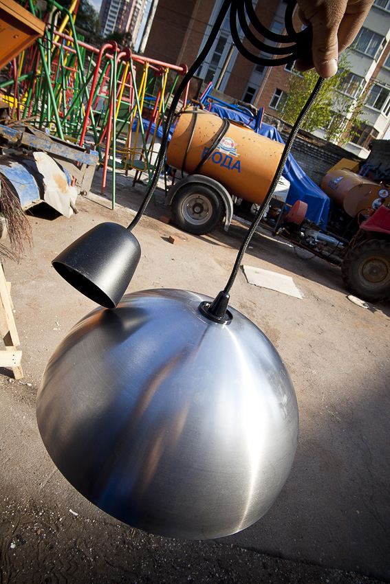 Илья Огнев дизайнер Светильник подвес салатница икея икея ikea своими руками фото дизайнерский diy самодельный